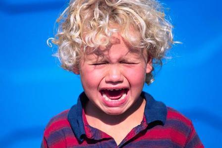 Как побороть детские истерики