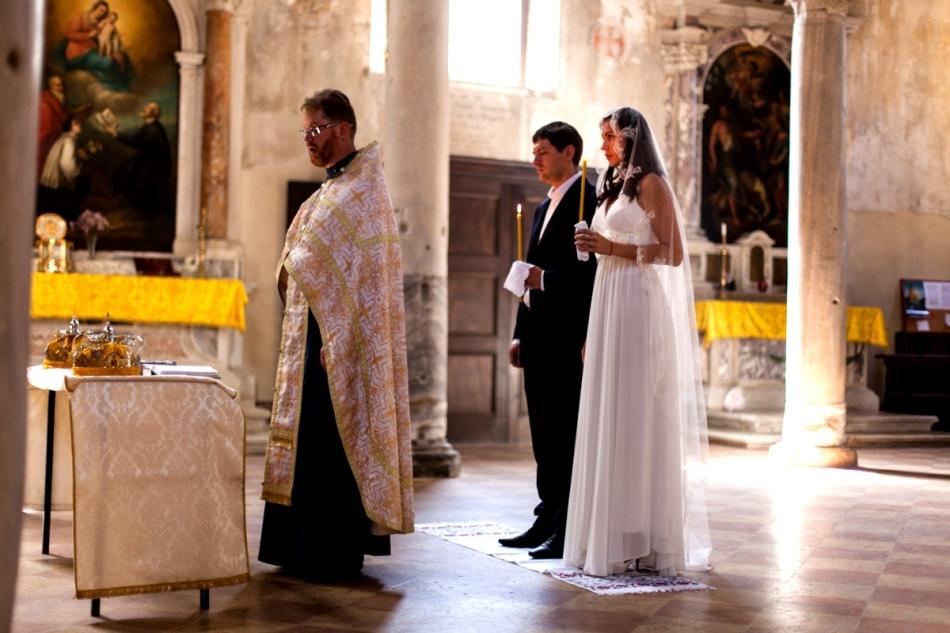 Тайное венчание