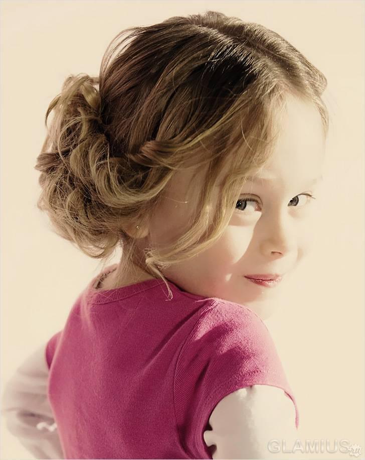 Картинки короткие волосы девочки