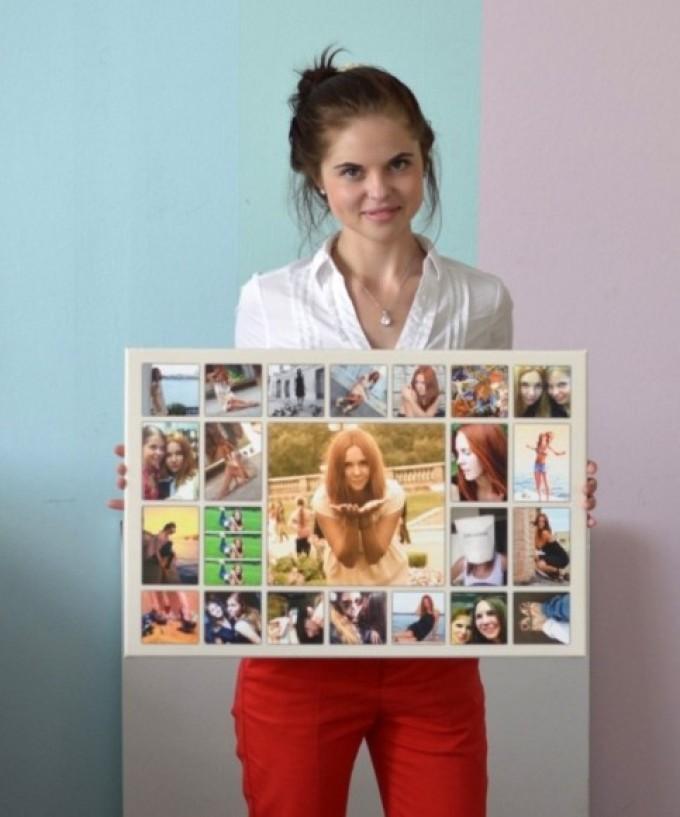 Подарок на день рождения подруге с фотографиями