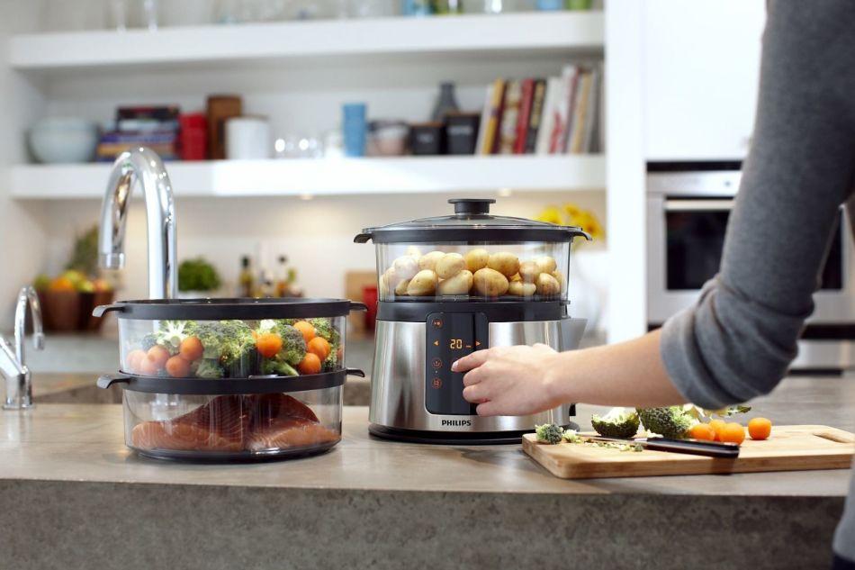 Готовить продукты для диеты при проблемах с поджелудочной железой лучше всего в пароварке