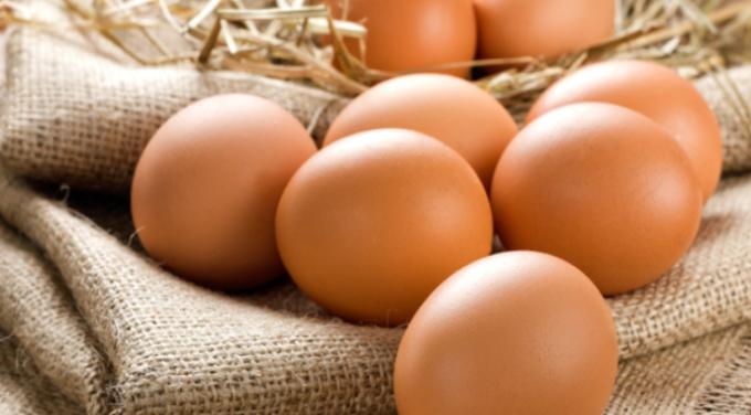 Используйте для ритуала свежее домашнее яйцо