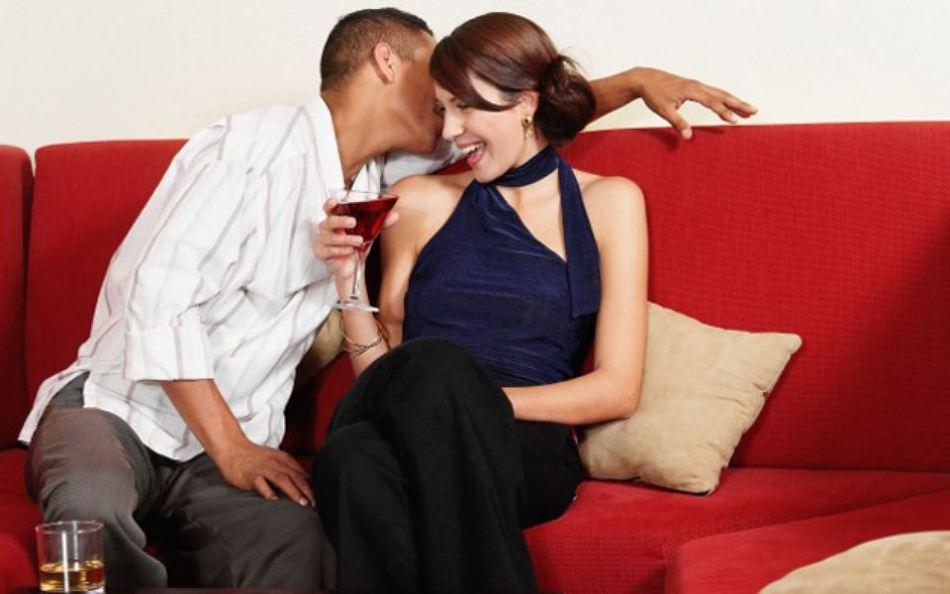 Возбудители с алкоголем