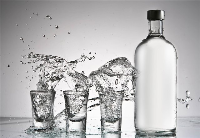 Чем чище спирт, тем приятнее изготовленная из него водка