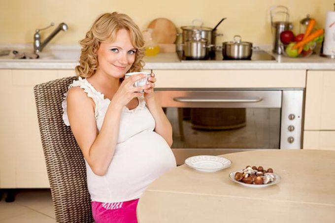 Напитки во время беременности