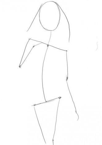 316bd8377b15072e793518eb985f4ec7 Как рисовать ноги человека? Подробно рассмотрим строение и технику рисования