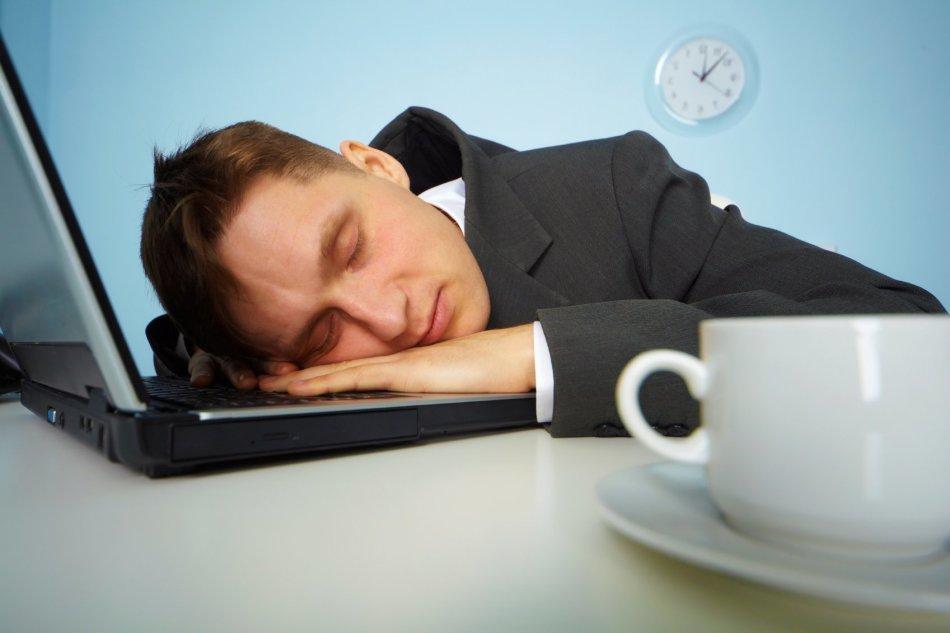 Длительное состояние бессилия - синдром хронической усталости