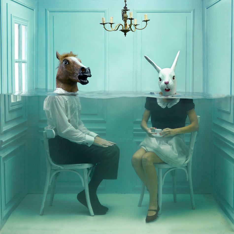 Шизофреники путают фантазию и реальность