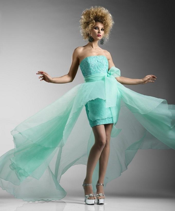 vechernie-platya-transformeri-s-vozdushnoi-yubkoi Платье трансформер: варианты вечерних платьев. Как сшить платье со съемной юбкой своими руками?