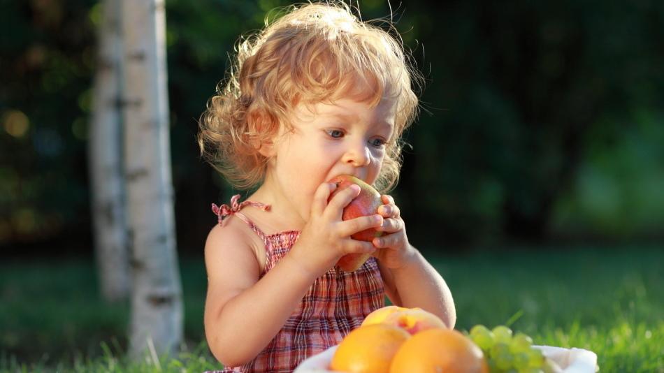 Заражение лямблиями от плохо вымытых фруктов