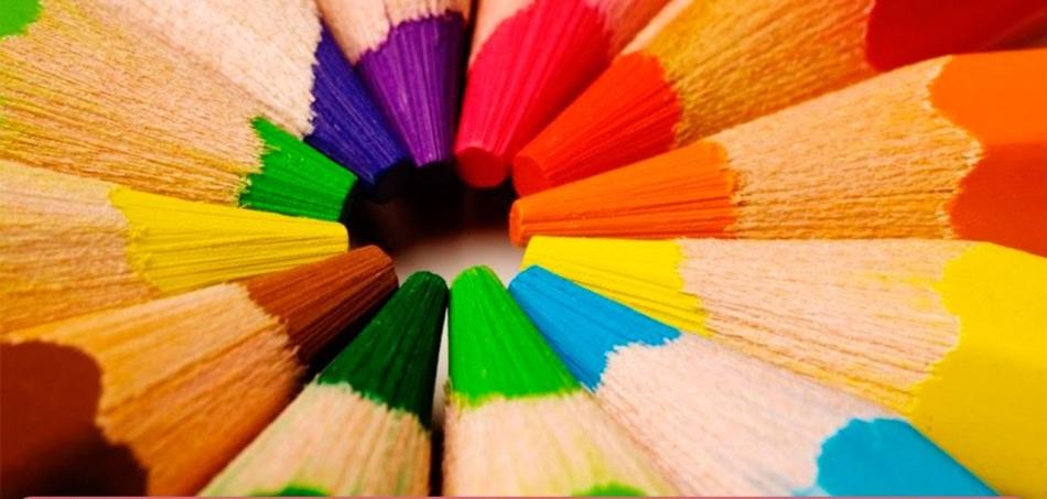 Цветные карандаши для рисования как метод терапии