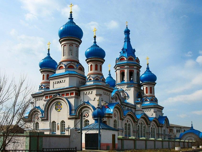 Определение церковных построек
