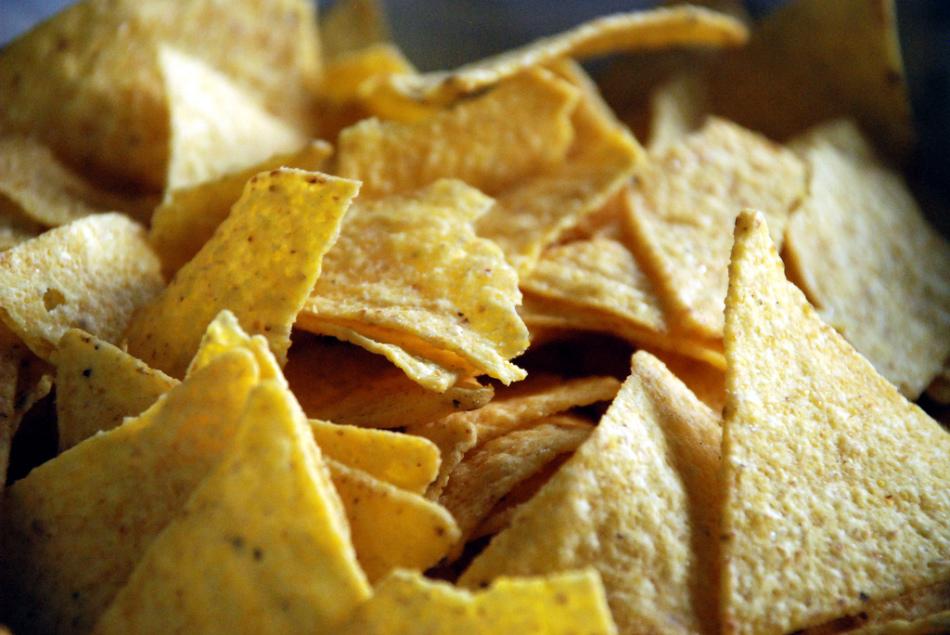 Сладкие чипсы из тыквы