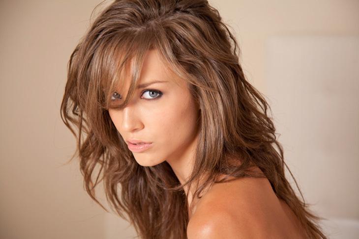 Получить светло-коричневый волос