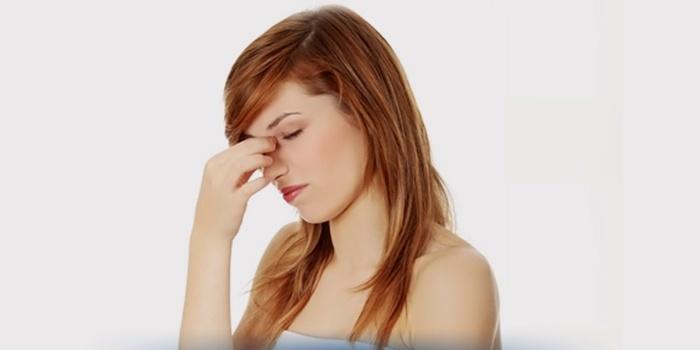 Плохое самочувствие при хроническом насморке