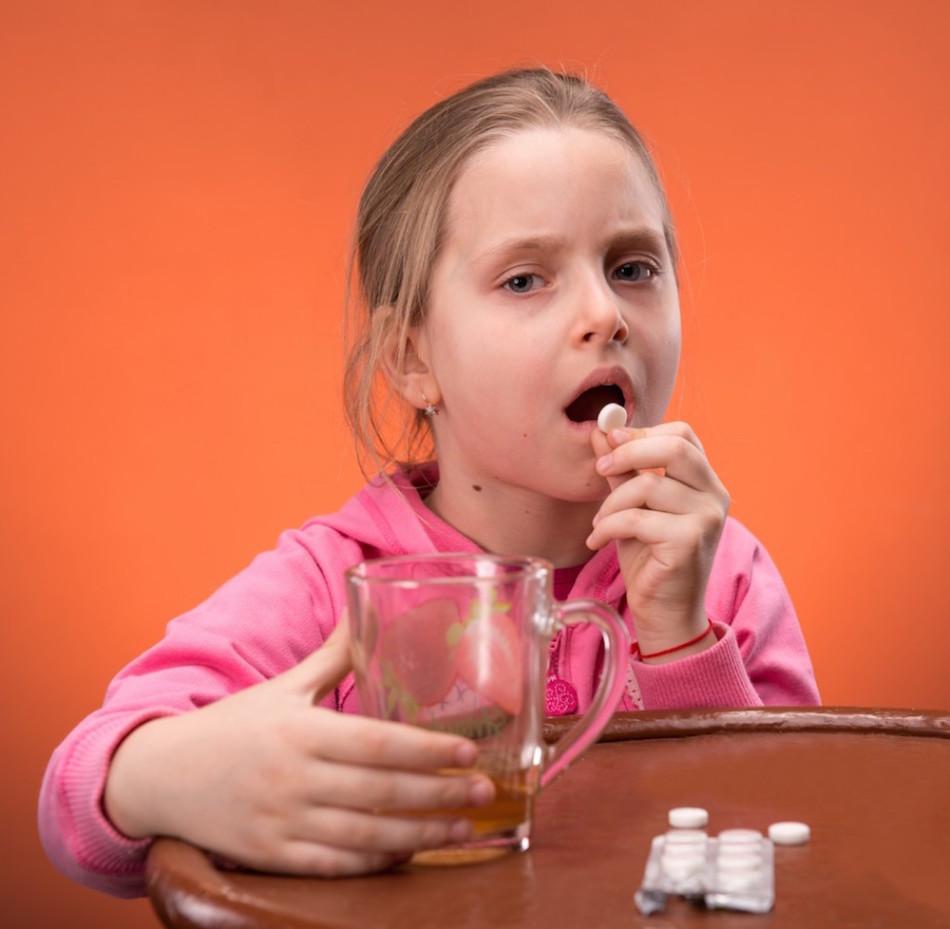 Таблетки для детей
