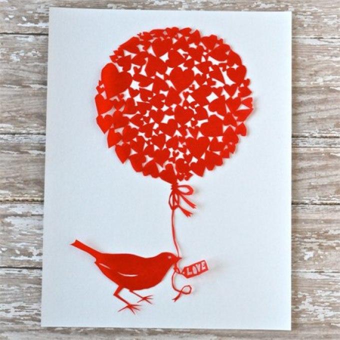 Открытки с днем святого валентина своими руками из бумаги детям, картинки фото сантехнике