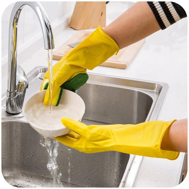 Используйте перчатки для домашних дел