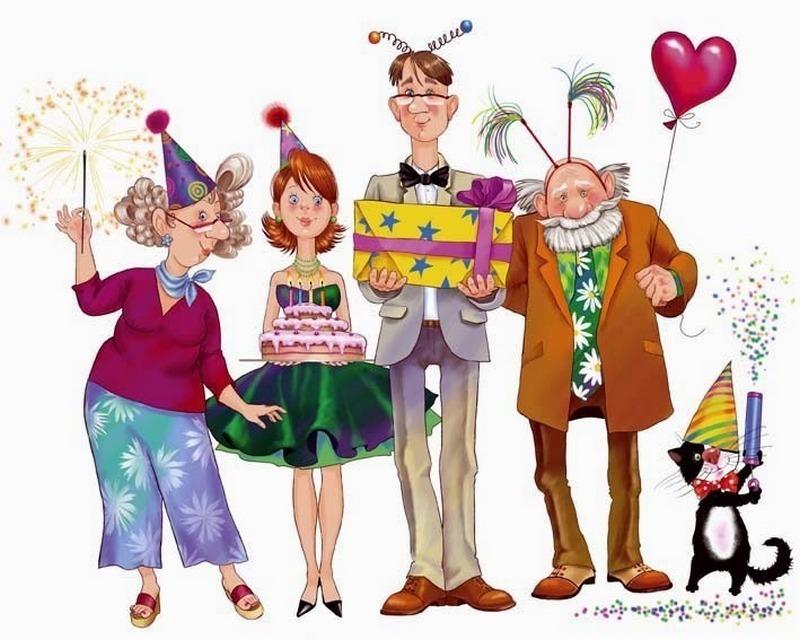 Шуточные приветствия для гостей на празднике