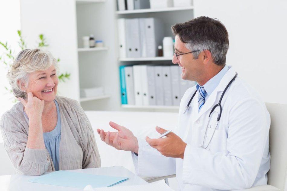 Выбор метода лечения врач сможет сделать только после комплексного обследования
