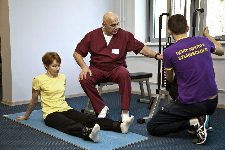 Бубновский и упражнения для позвоночника после сна и других болях