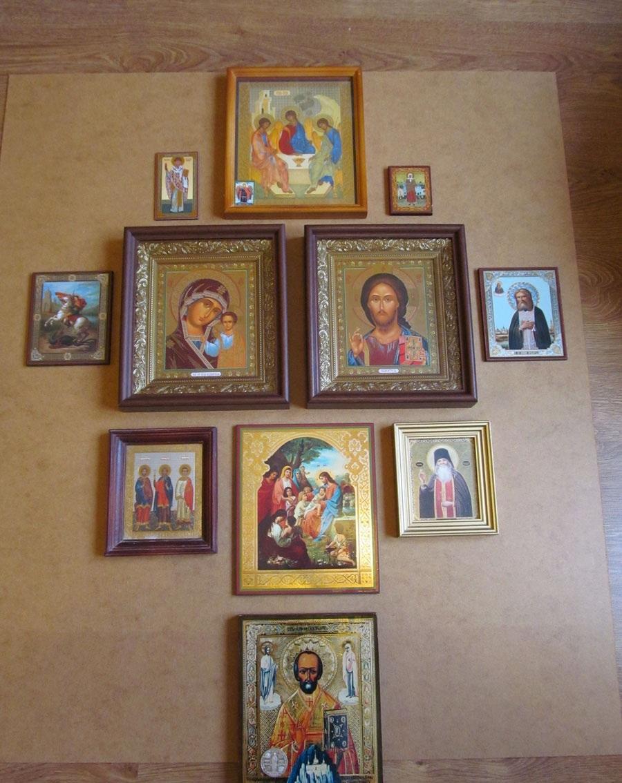Приметы о разных иконах в доме
