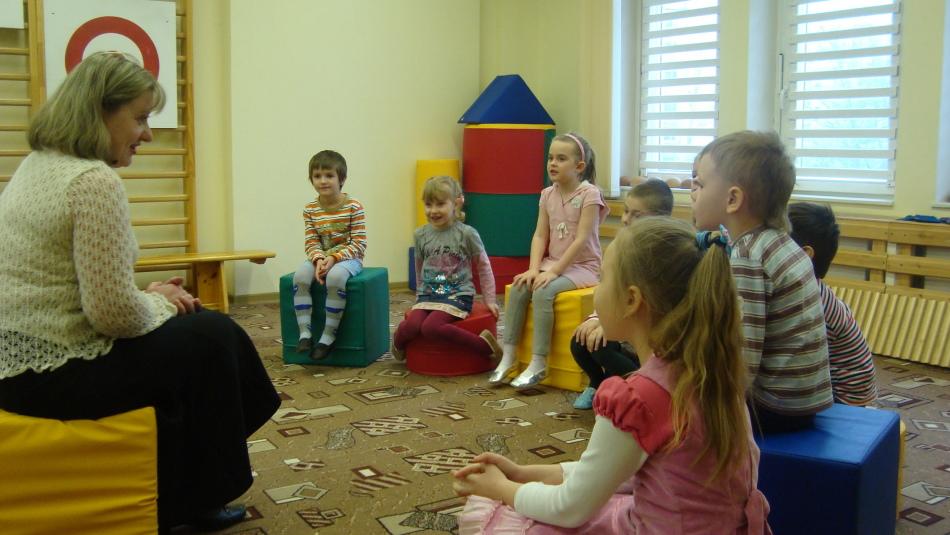Определение мотивационной готовности дошкольников