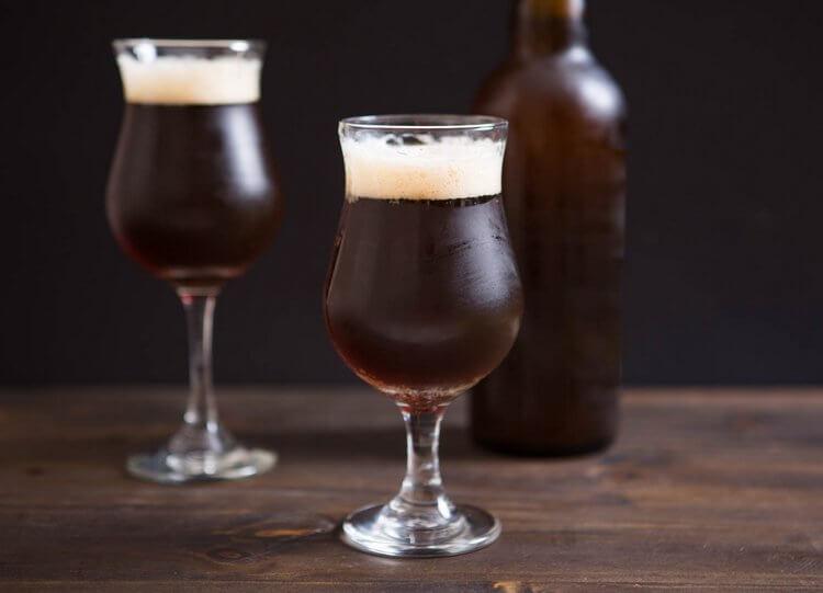 Лучшее темное пиво россии