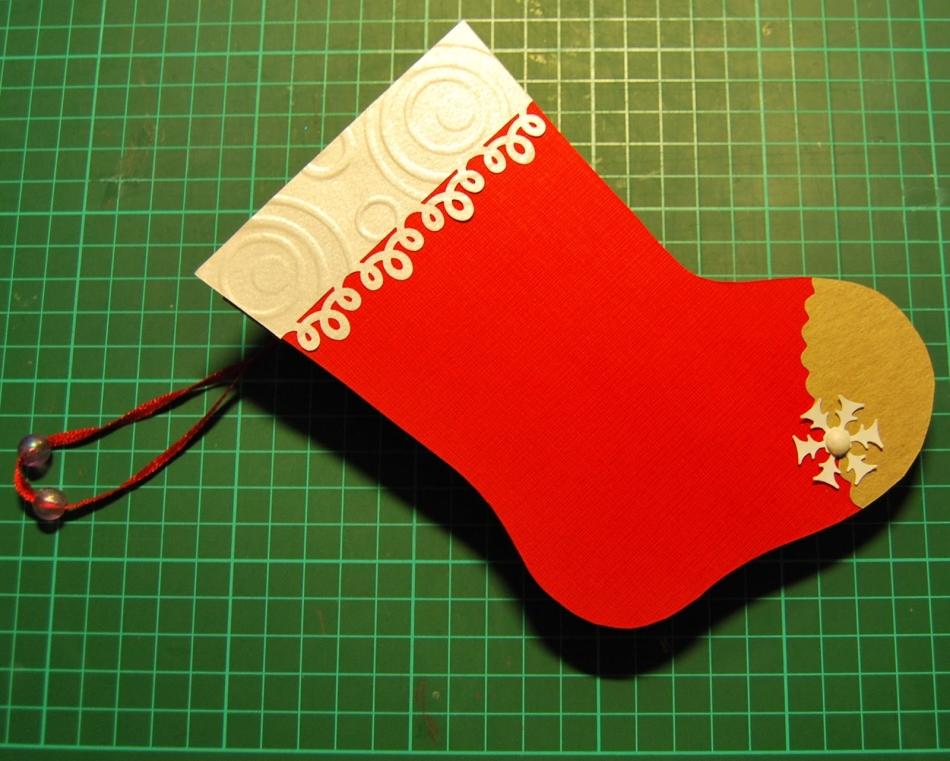 поможем новогодняя открытка валенок своими руками множество