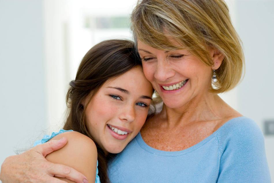 Мать и дочь всегда поймут друг друга