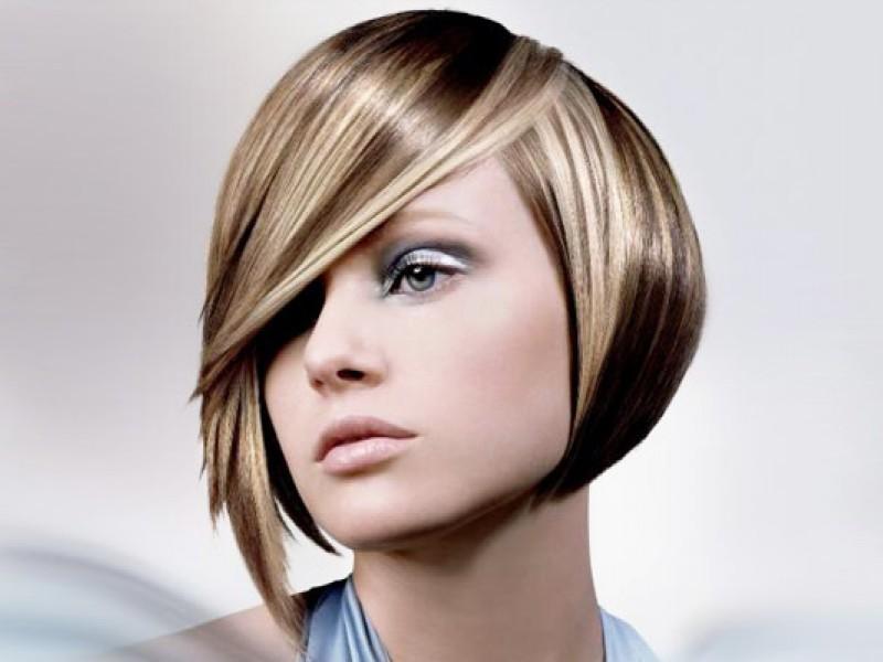 Благодаря технике строббинг ваши волосы засияют