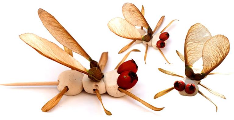 3d4aa3228220217708167269f4a14f80 Цветы и розы из кленовых листьев своими руками пошагово. Осенние поделки из кленовых листьев – букеты с розами и цветами: мастер класс