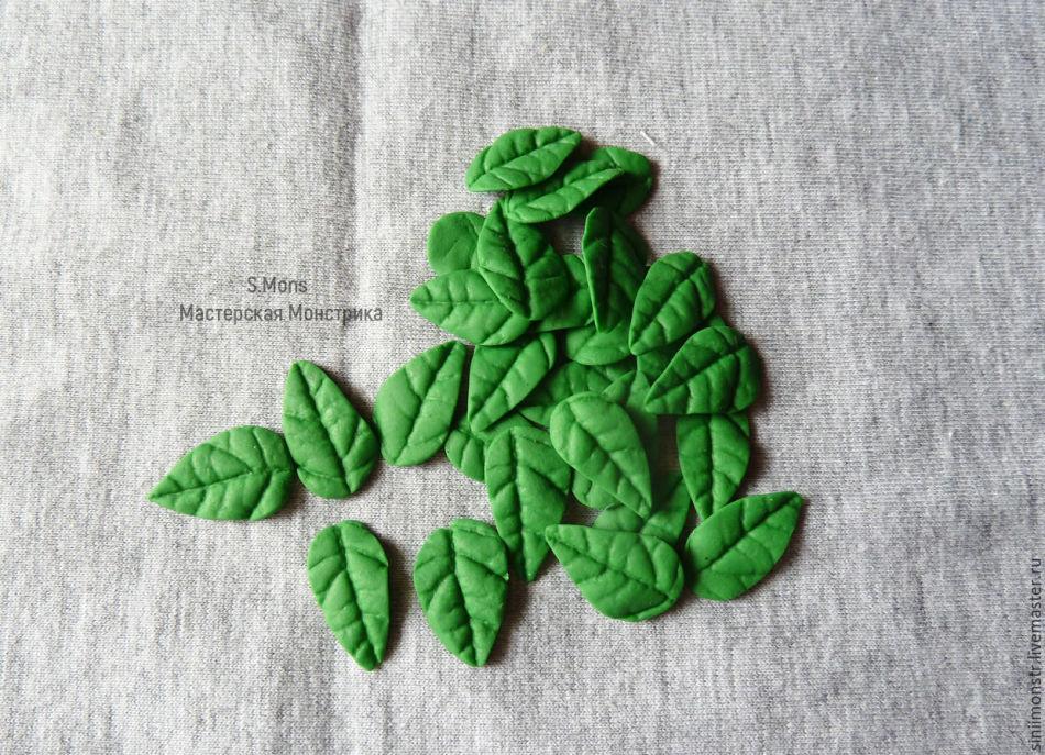listochki Что можно сделать из глины (фото)