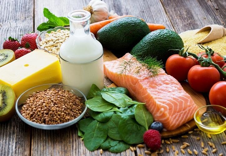 Сбалансируйте свое питание