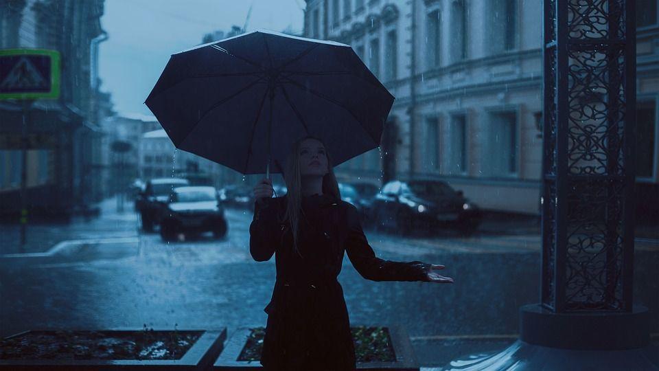 Зонт от дождя во сне