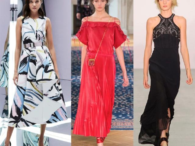 ac17c4216947 Модные летние женские платья на Ламода на весну-лето 2019 года ...