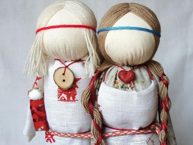 Кукла из тряпочек своими руками фото 185