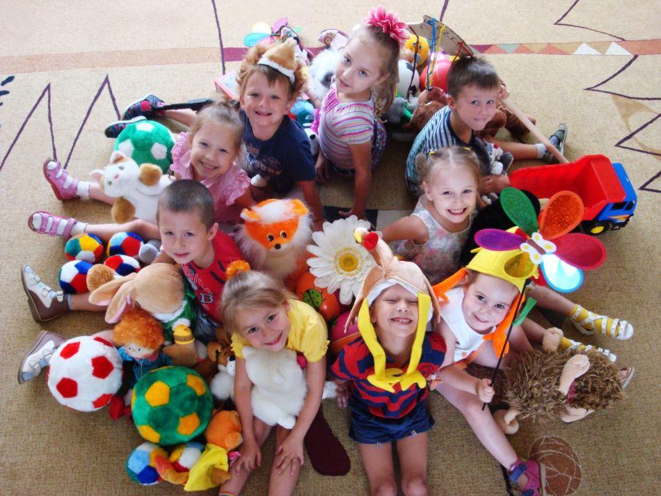 Дети, посещающие детский сад, находятся в группе риска