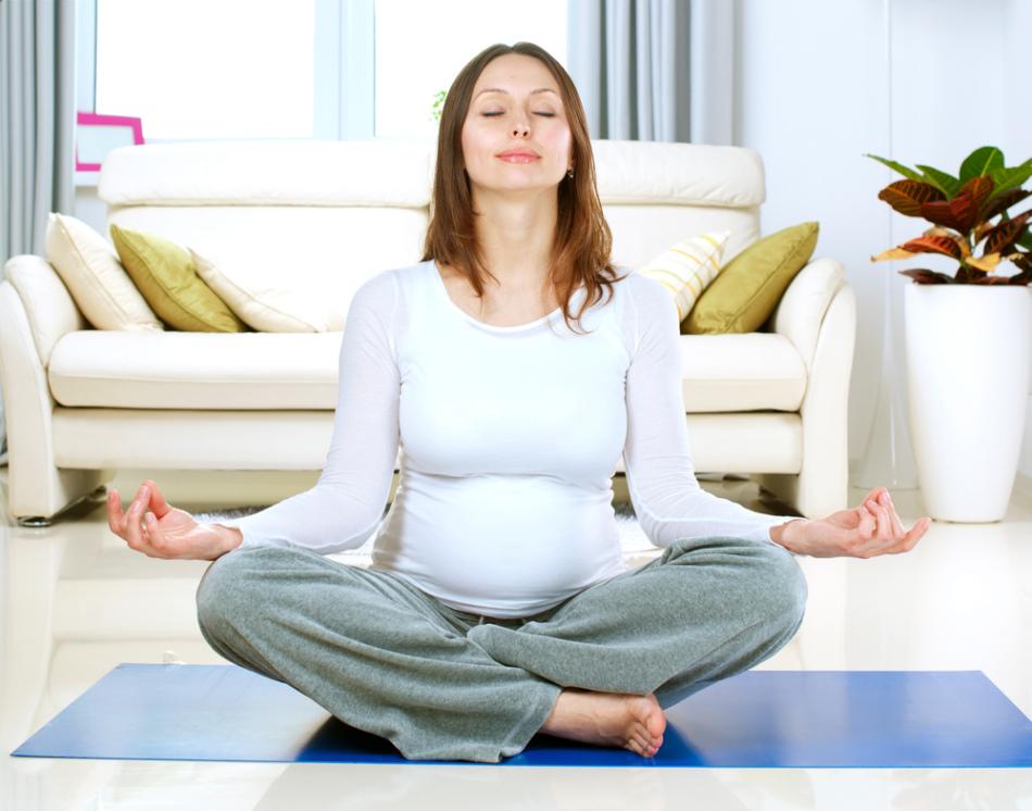 Важно уметь расслабиться во время родов