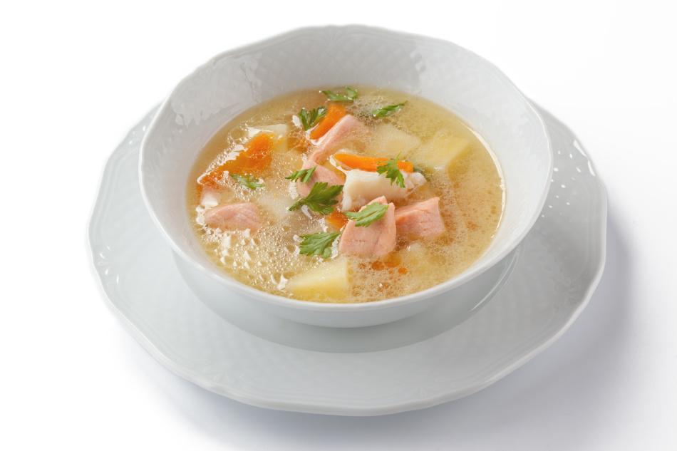 4020de3f1cd0f3412cc86d6e33852280 Рыбный суп: вкусные рецепты из хека, семги, скумбрии, форели, сайры. Рецепт вкусного рыбного супа с томатами, пшеном, сливками, плавленным сыром