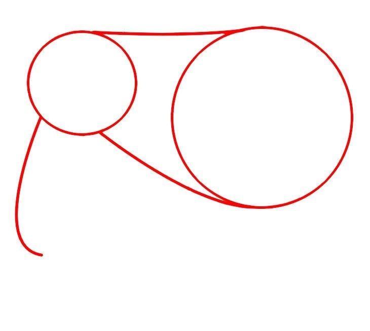 kak-narisovat-slona-karandashom-prorisovka-vspomogatelnih-figur-i-linii Как нарисовать слона поэтапно: 5 вариантов как легко и просто нарисовать слона карандашом