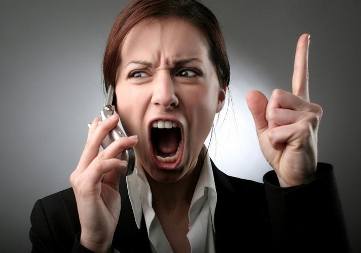Высокая вспыльчивость, раздражительность и агрессивность говорит о нервном истощении организма