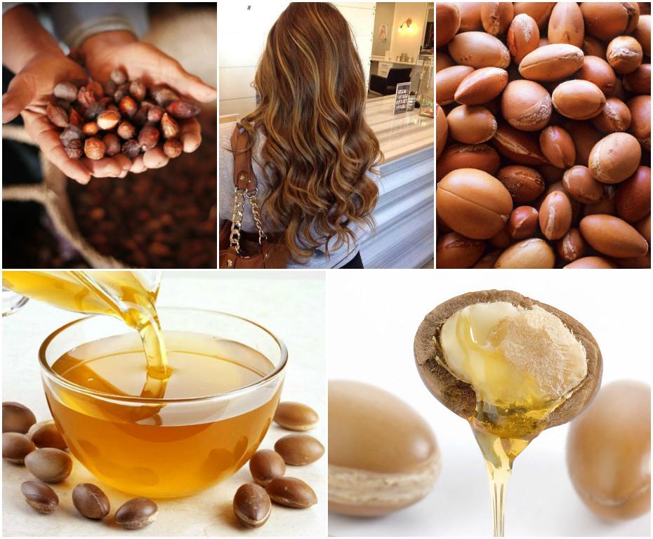 Аргановое масло широко используется в косметологии