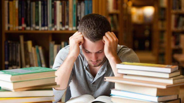 Волнение и мысли о предстоящем экзамене могут совершенно сбивать с толку