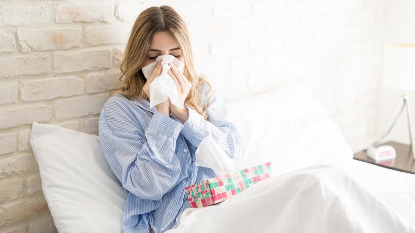 Плохое самочувствие при гриппе 2019