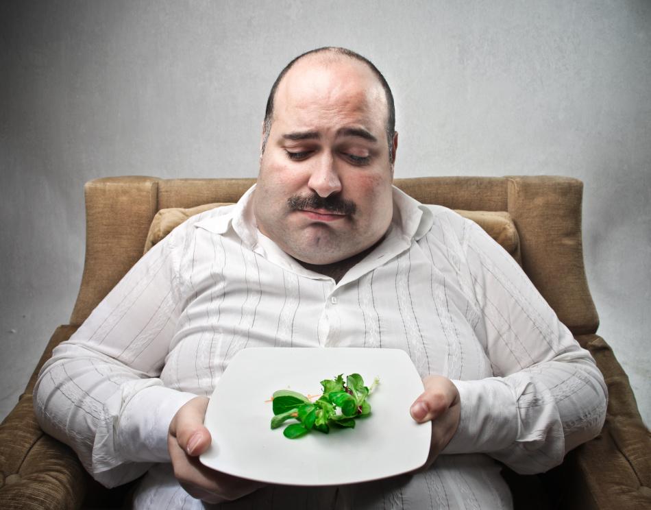 Дробное питание для тех, кто желает похудеть