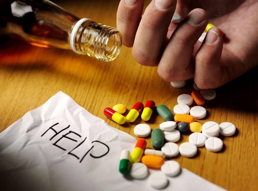 Алкоголь приводит к отравлению