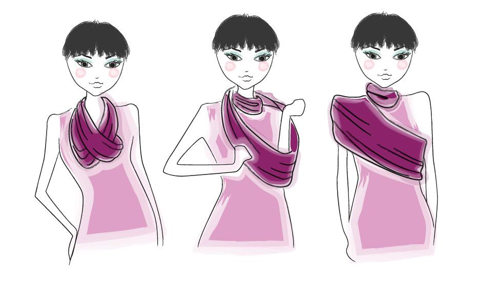 4389477081d8a2bf696deb31f87d8279 Как связать женский шарф снуд спицами для начинающих пошагово? Какими спицами вязать снуд, сколько петель набирать, как выбрать узор и размеры?