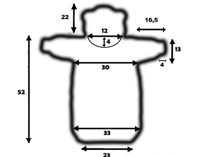 vikroika-k-detskomu-konvertu-svoimi-rukami Конверт для новорожденного спицами: как связать схемы