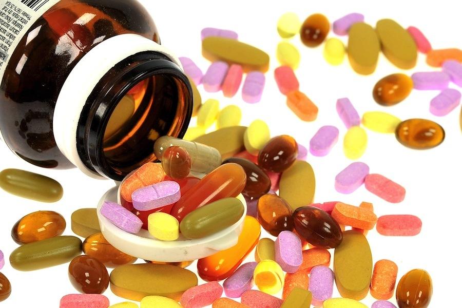 Принимайте витамины, чтобы шов лучше затягивался